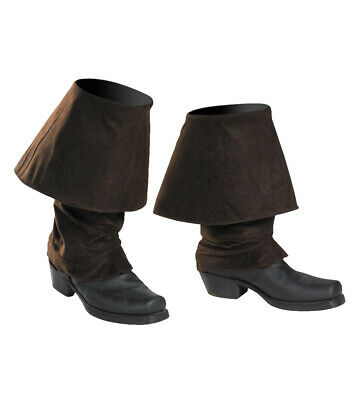 Jack Sparrow Pirates of the Caribbean Child Boys Costume Boot Covers