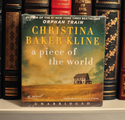 A Piece of the World by Christina Baker Kline 7 CD unabridged Audible  Audiobook