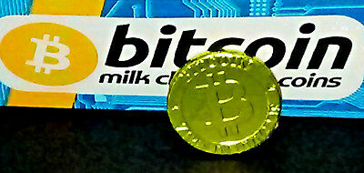 28 Candy Bitcoin Chocolate Bitcoins BTC Crypto Miner Cryptocurrency Geek Gift