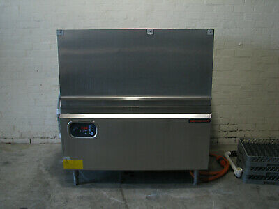 Commercial Kitchen Rack Conveyor Dishwasher - Comenda ACL100