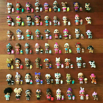 1000 styles LOL Surprise Doll Punk Boi Boy Unicorm QUEEN Bee toys Collect AU