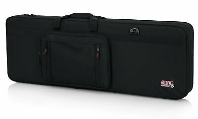 Electric Guitar Case Fits Stratocaster Telecaster Hybrid Lightweight Polyfoam
