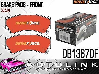 Rear for MAZDA MX-5 1.6 NA DB1180GP Brake Pads