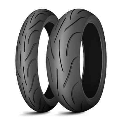 Motorradreifen 190/55 ZR17 75W TL Michelin Pilot Power 2CT