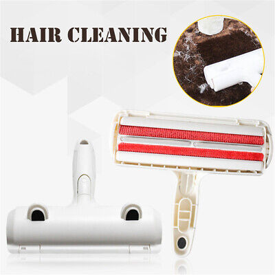UK Pet Fur Cleaning Brush Cleaner for Clothes Rug Sofa Remover Dog Cat Hair