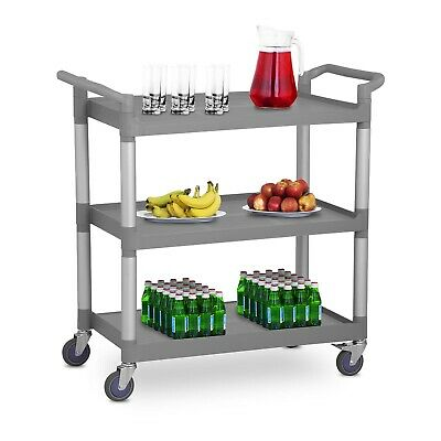 Serving Trolley Tea Trolley Kitchen Trolley Cart With Wheels Up To 180 Kg
