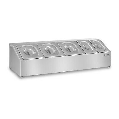Bain Marie Pan Gn Board With Lids Professional Catering Gastronorm Container