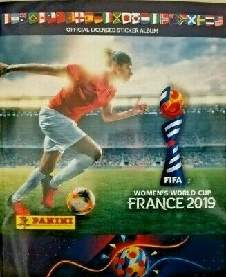 Panini Fifa Womens World Cup 2019 France Choose Your Sticker 233-480
