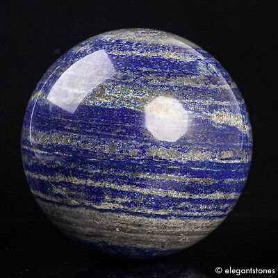 3015g 123mm Huge Natural Blue Lapis Lazuli Quartz Crystal Sphere Healing Ball