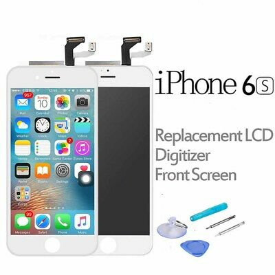 LCD Display Touch Screen Digitizer Assembly Replacement for iPhone 6S White