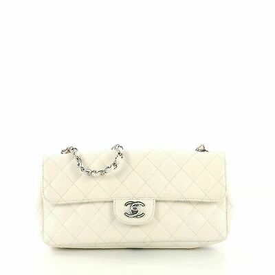 35b8f3a6d966fb CHANEL CC CHAIN Flap Bag Quilted Ombre Caviar Large - $2,065.00 ...