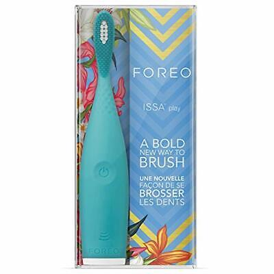 Foreo Issa Play Silicone Electric Toothbrush - Summer Sky