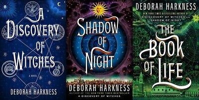 All Souls Trilogy by Deborah Harkness  (1-3) Complet Collection [ E-B00K ]