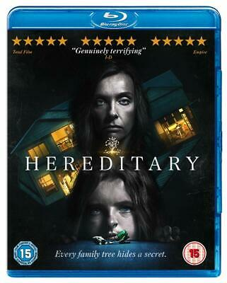 Hereditary(2018) BLU-RAY ONLY!! FAST SHIPPING!! READ DESCRIPTION