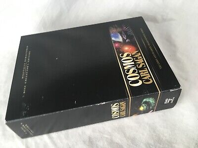 Cosmos Carl Sagan The Complete Digitally Remastered Collection Edition 7 DVD Set