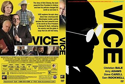 Vice(2018) Dvd Fast Shipping!!! Read Description