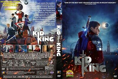 The Kid Who Would Be King(2019) DVD FAST SHIPPING!!! READ DESCRIPTION