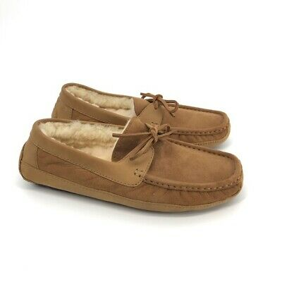 701fa5a2638 UGG AUSTRALIA CHESTER Moccasin Loafer Slippers - Mens - $46.15 ...