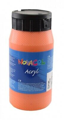 NOVACOL - Acryl 500 ml - orange
