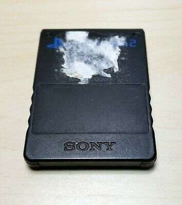 Authentic-Sony-Magic-Gate-PS2-Memory-Card-PlayStation-2-8MB-SCPH-10020 thumbnai