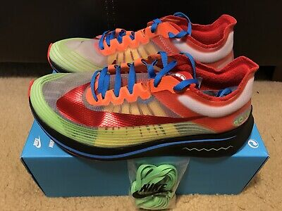50d5edcd44184 Nike Zoom Fly SP DB Doernbecher Freestyle Men s sz 7 Habanero Red BV8734-100