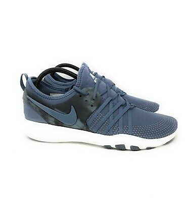 e41859015842  New Womens Nike Free TR 7 AMP Trainer Running Shoes 904649-400 Armory Blue