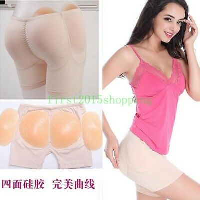 IVITA Sexy Silicone Padded Buttock Enhancer body Shaper Panty S M L XL Best gift