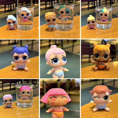 Up to 100 - LOL Surprise Dolls LiL Sisters Authentic toy baby gift Color Changed