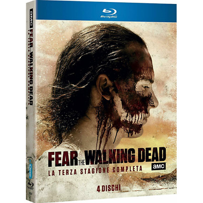 Fear The Walking Dead - Stagione 03 (4 Blu-Ray) [Blu-Ray Nuovo]