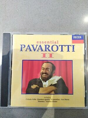 Luciano Pavarotti - Essential Pavarotti, Vol.2 [CD]