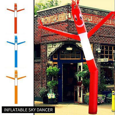 3/6m Inflatable Advertising Air Sky Dancing Tube Puppet Flag Wavy Man Wind Dance