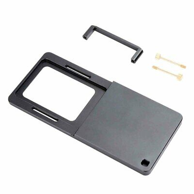 GoPro Stabilizer Adapter Smooth Q Switch Mount Plate for GoPro Action Camera DH