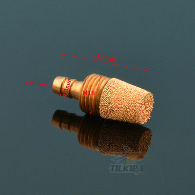 Fuel Filter Fuel Hammer Copper Fitting Pick Up END fr RC Model Car Boat Airplane
