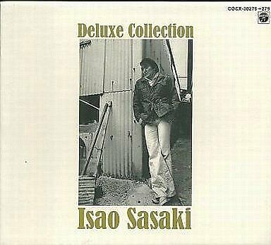 Sasaki Isao Famous Anime Artsist Deluxe Collection-Poetry Special Of Man-