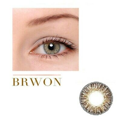 Eye Lens Fashion Vibrant Color Contacts Eye Lenses Color blends Cosmetic Makeup