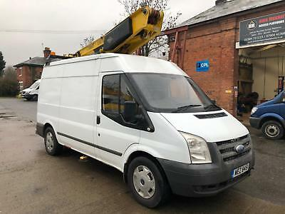 2009/09 Ford Transit Versalift ET-36-NF Cherry Picker * NEW LOLER