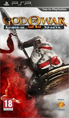 Juego Psp God Of War Ghost Of Sparta Psp 4700555