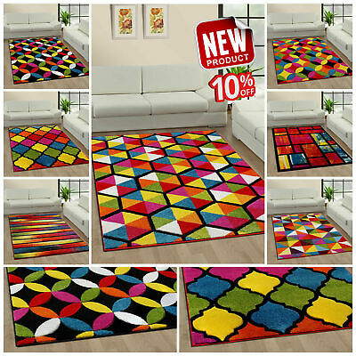 Luxury Small & Large Carpet Hand Carved Mat Anti Slip Floor Area Rug And Runners