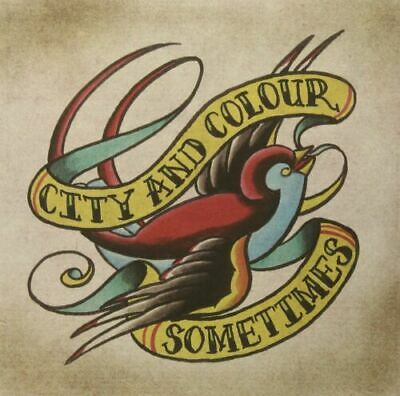 City and Colour - Sometimes [New & Sealed] CD