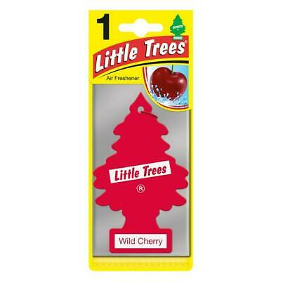 Magic Tree Little Trees Car Home Air Freshener  Freshner Scent   **WILD CHERRY**