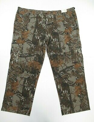 5219e9df4a4f3 NWT Gander Mountain Men's Camo Realtree Hunting Pants Tag size 6XL Tall  #D373