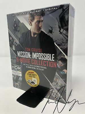 Mission Impossible 6 Movie Collection (4K Ultra HD + Blu-ray+ Digital)