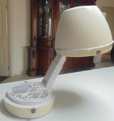 General Electric Vintage Bonnet Hood - Dome Hair Dryer Retro hairdryer