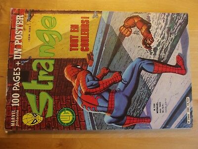 The Journal of Spider-Man Strange No. 186 with to Be Sent 1985