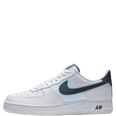 Nike Air Force 1 07 LV8 Casual Shoes White Leather Sneakers 2019 - BV1278-100