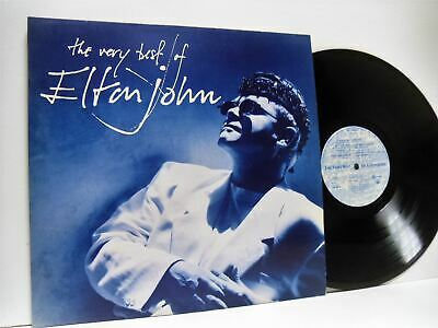 ELTON JOHN the very best of DOUBLE LP EX+/EX-, 846 947-1, vinyl, greatest hits,