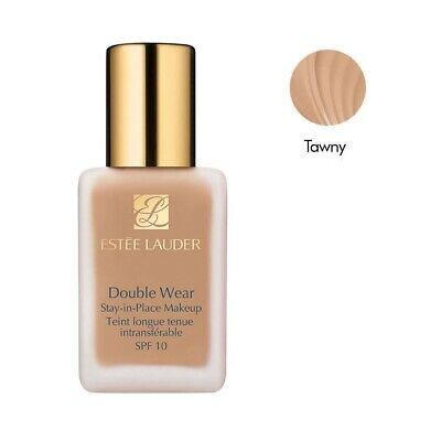 Estee Lauder Double Wear Stay In Place Foundation SPF10 Tawny (3W1)30ml 100%New