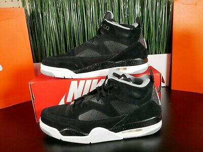 fd0b7ab496d NIKE JORDAN SON of Mars Low NEW AUTHENTIC Black/White-Particle Grey ...
