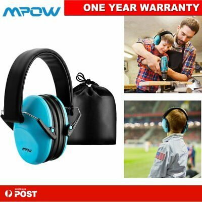 Mpow NEW 2018 Baby Earmuffs Camo Soft Cup Baby Ear Muffs Kids Babies Infant AU