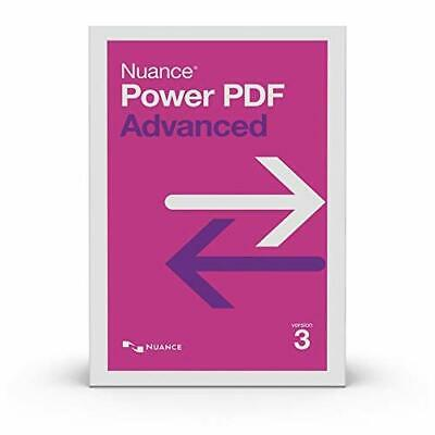 Nuance Power PDF Advanced 3.0
